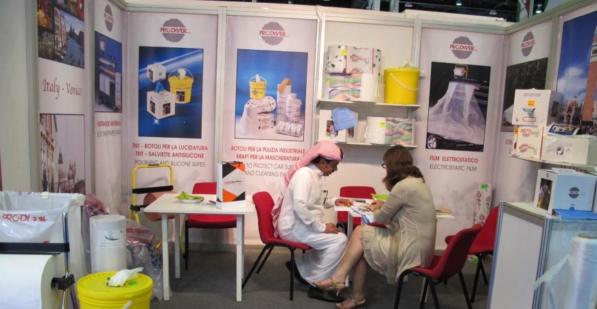 Automechenika Emirati Arabi Prodyver