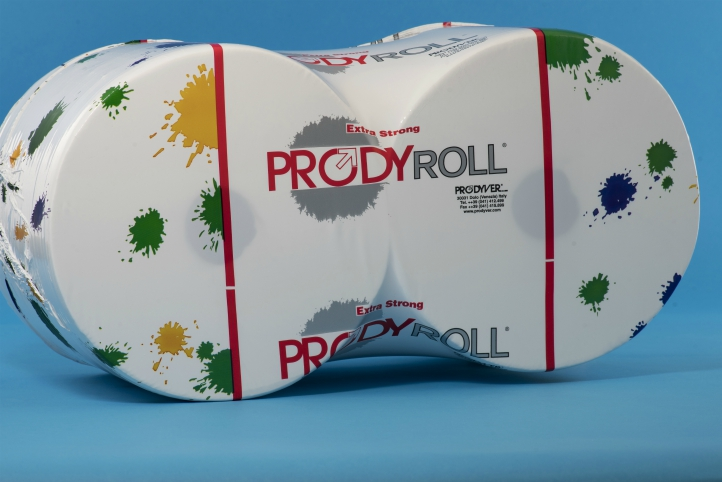 Cleaning rolls 1st quality | Prodyver
