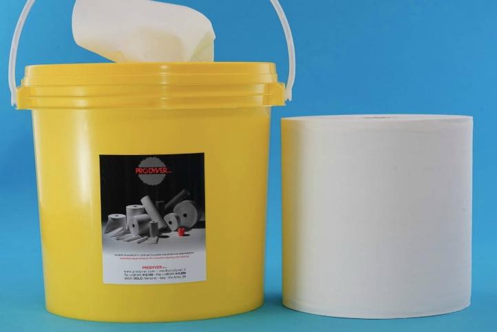 Wipe for Polishing - basket | Prodyver