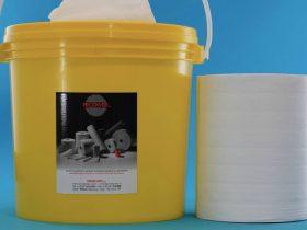 Wipe for Polishing - art. 410 - in basket | Prodyverver
