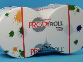 Wipe for Polishing - art. 410 - roll | Prodyver