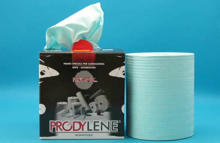 Wipe silicone remover - roll in box | Prodyver