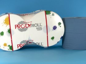 Cleaning Rolls 2nd quality - blue colour | Prodyver