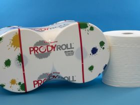 Cleaning Rolls 2nd quality - white colour | Prodyver