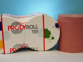 Cleaning rolls 3rd quality - havana colour | Prodyver