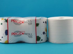 Cleaning rolls 3rd quality - white colour | Prodyver